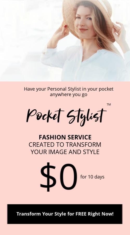 Personal Stylist Online