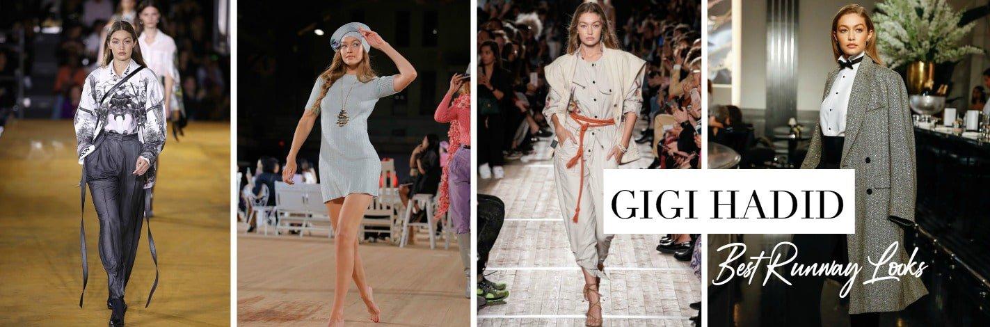 Gigi Hadid Crushes Runways!