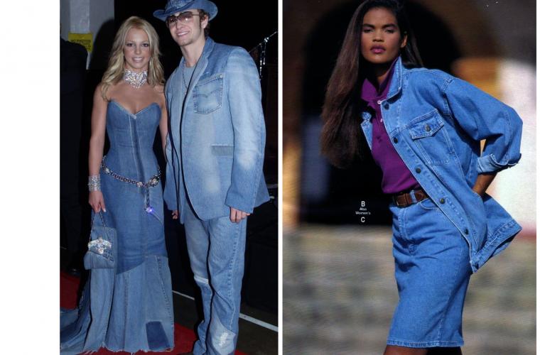 90s Fashion Denim
