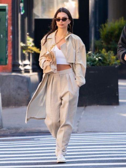 2000s Fashion – Emily Ratajkowski