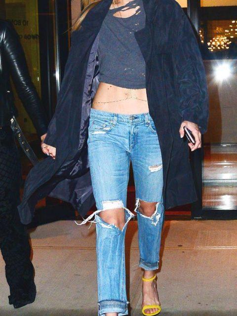 2000s Fashion – Gigi Hadid
