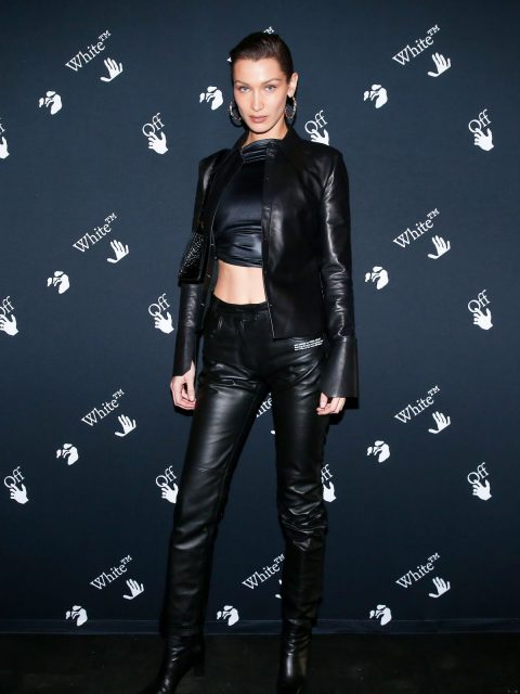 2000s Fashion -Bella Hadid